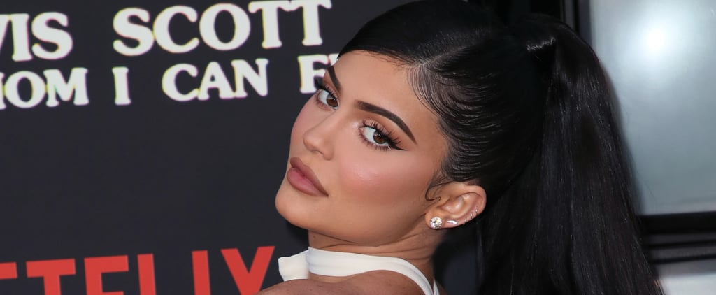 Kylie Jenner's Ombré French Manicure Trend