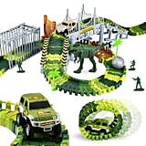 Elongdi Dinosaur World Slot Car Race Set