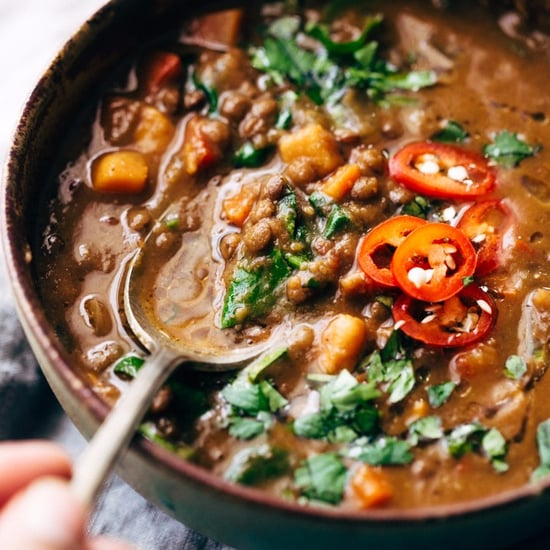 High Protein Bean Soup Recipes