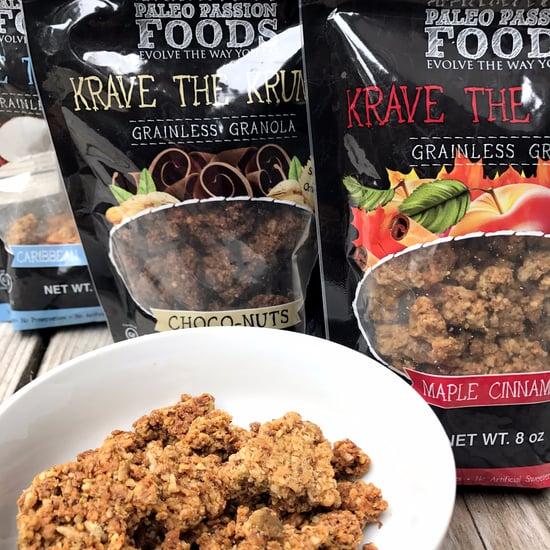 Paleo Passion Foods Grainless Granola Review