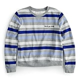 The Striped Sweatshirt