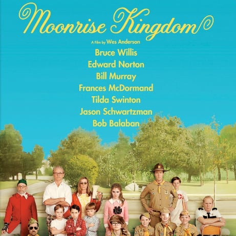 Moonrise Kingdom DVD Release Date