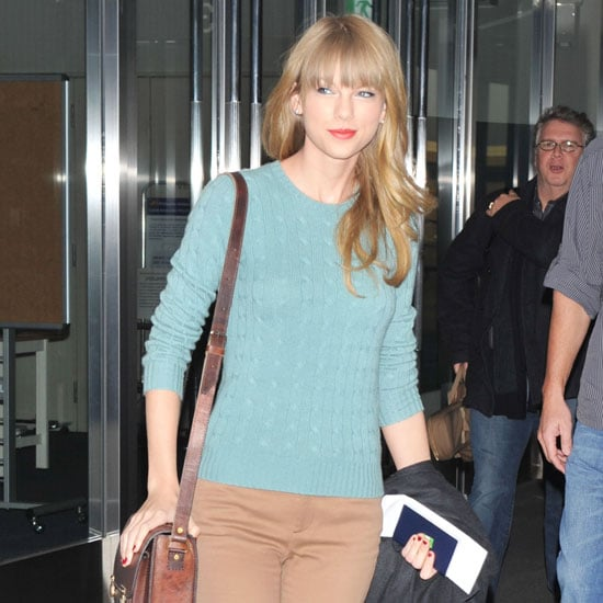 Taylor Swift Wearing Riding Pants