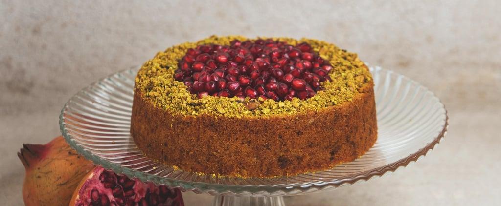 وصفة تحضير كعكة الجزر والفستق الحلبي
