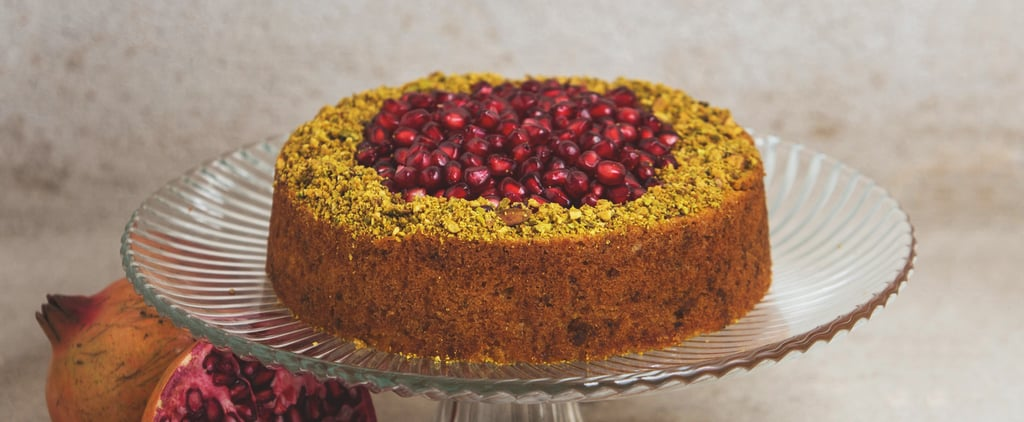 Carrot Pistachio Cake Recipe