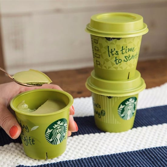 Starbucks Japan Matcha Pudding