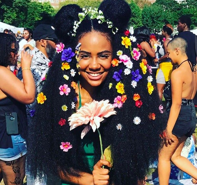 Afropunk Beauty Looks 2017