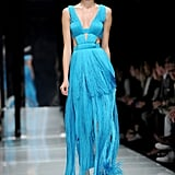 2011 Spring Milan Fashion Week: Versace