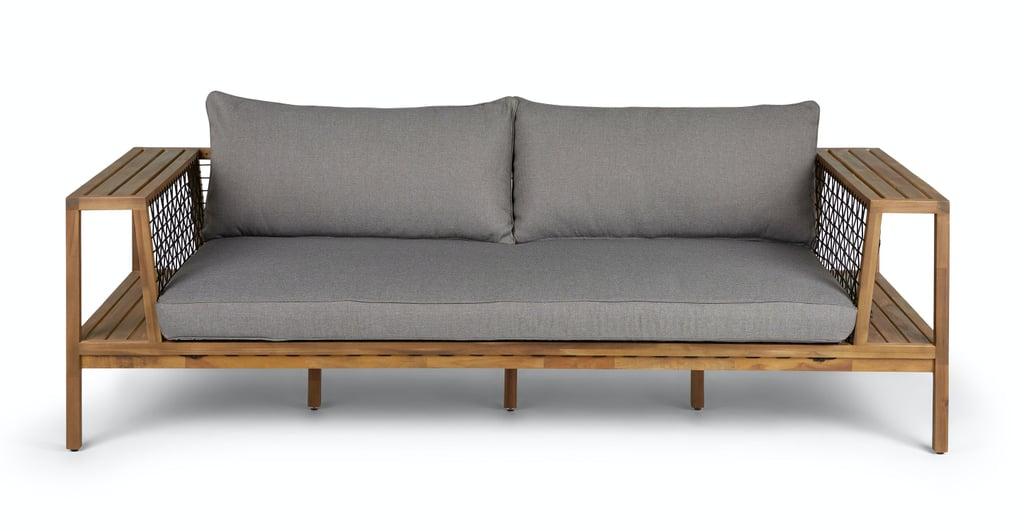 Article Callais Taupe Gray Sofa