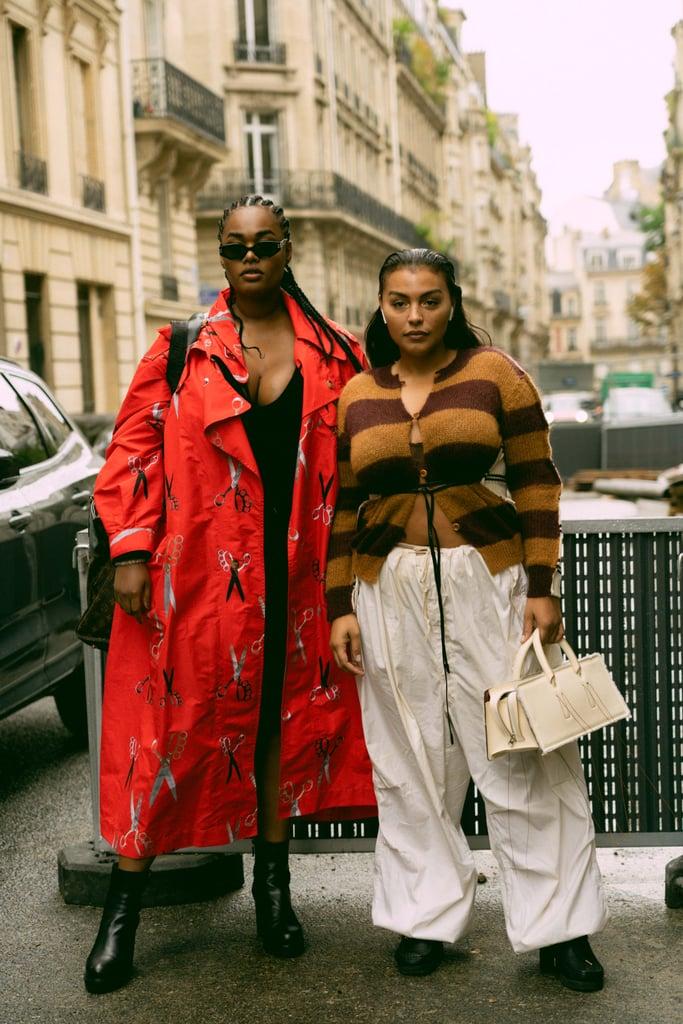 Best Street Style Photos From Paris Fashion Week Spring 2022