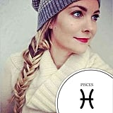 Pisces: Fishtail Braid