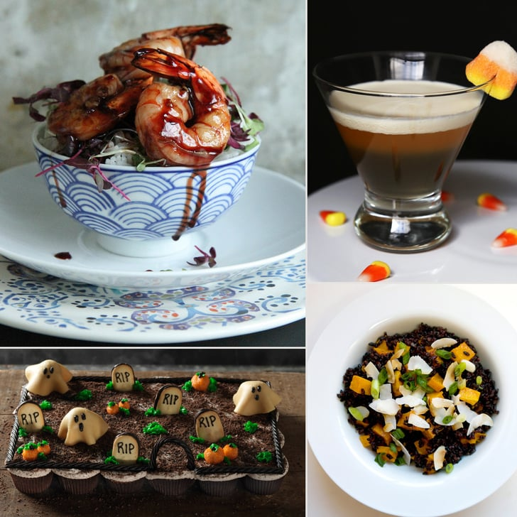 30+ Sensational Halloween Recipes For Your Spooky Soiree