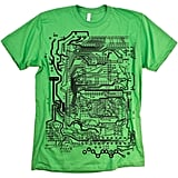 Computer Circuit Board T ($16)