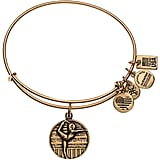 Alex and Ani Gold Team USA Gymnastics Expandable Bracelet ($32)