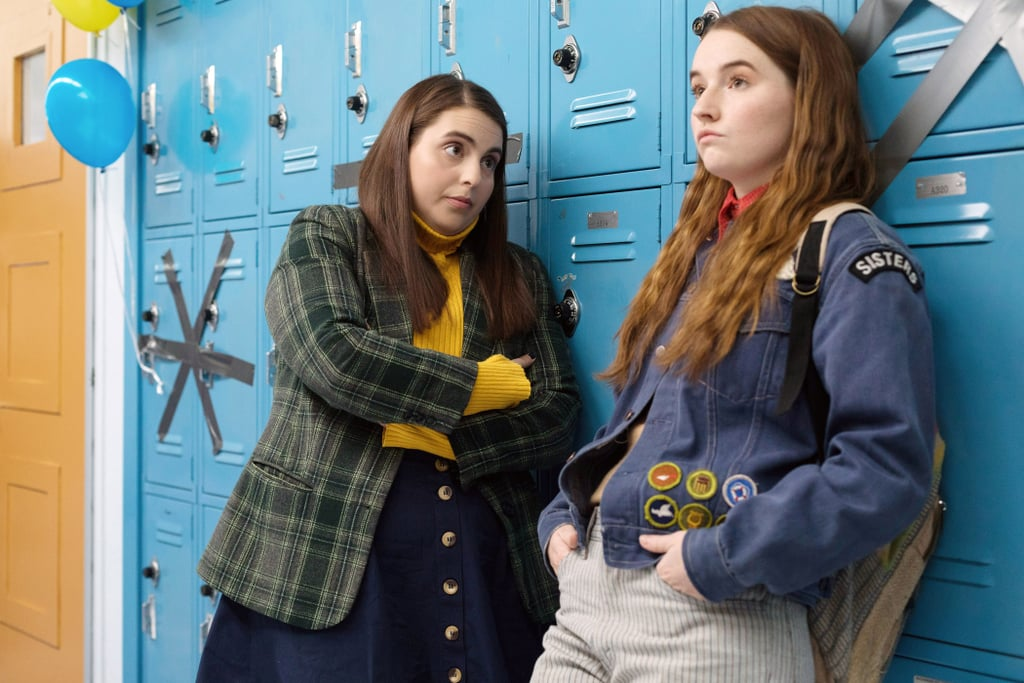 Molly and Amy From Booksmart