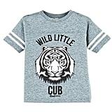 Wild Little Cub