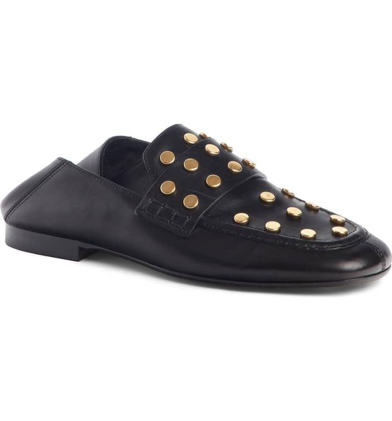 f163e49405d Isabel Marant Feenie Studded Convertible Loafer
