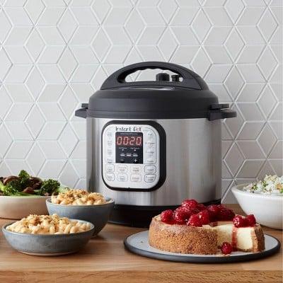 Instant Pot Duo Slow Cooker/Pressure Cooker
