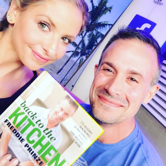 Freddie Prinze Jr. Cookbook