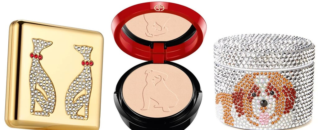 Go Fetch These Puppy Makeup Products Because It's the Year of the Dog!