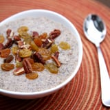 Gingerbread Chia Pudding for Breakfast