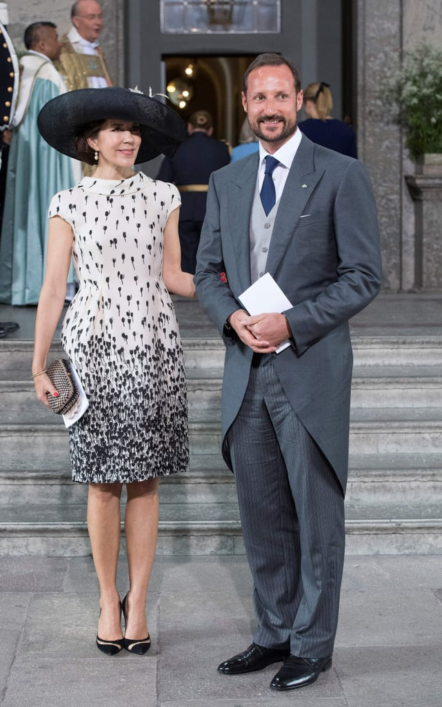 It's Even the Perfect Piece to Pair With a Wide-Brim Hat, Like Princess Mary's