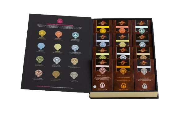 The Hunger Games Wild Ophelia Chocolate Bar Library