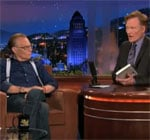 Larry King Talks About Getting Thrown Out of His Son's Baseball Game with Conan O'Brien