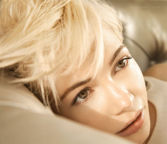 Michelle Williams does Angeleno-january 2011
