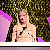 Gwyneth Shares Her Great Shape Secrets During a Good Housekeeping Night With Meryl, Christy, and More
