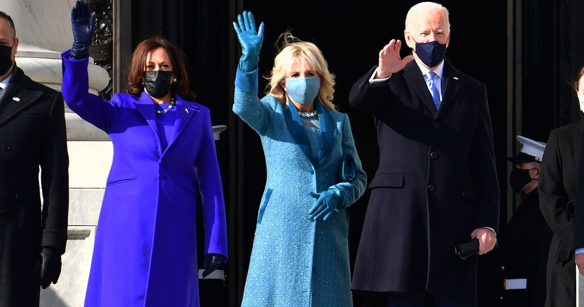 The Biden-Harris Administration Wore Historically Meaningful Outfits on Inauguration Day