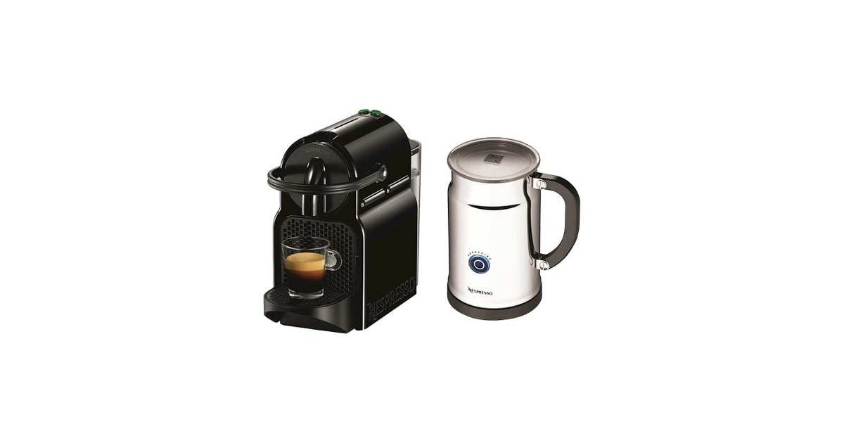 Nespresso Inissia Espresso Machine Bundle ($140) | Target Black ...