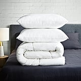 Organic Cotton Cover Queen Quilt, $69.99