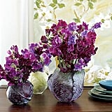 A simple head of cabbage makes a stunning centerpiece. To learn how to put it together, check out this post. Source