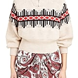 Isabel Marant Curtis Wool Blend Sweater