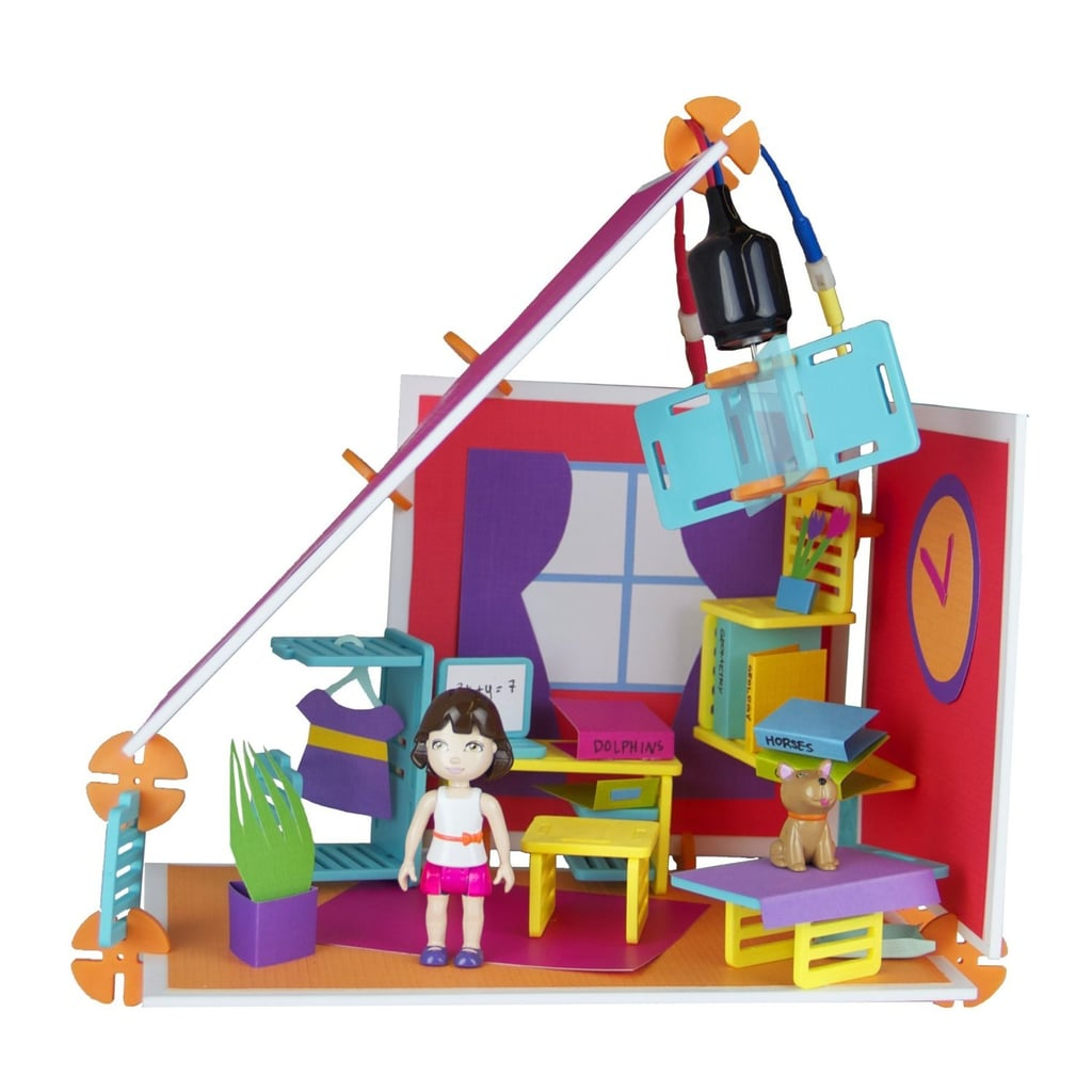 For 5-Year-Olds: Roominate Studio