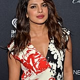 Time-Reversing Color as Seen on Priyanka Chopra