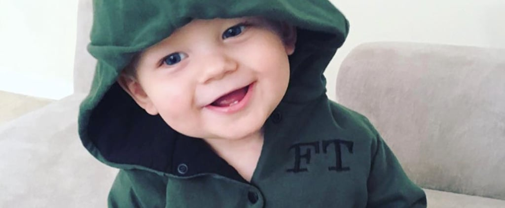 "The Most Precious Photos of Louis Tomlinson's ""Little Lad,"" Freddie"