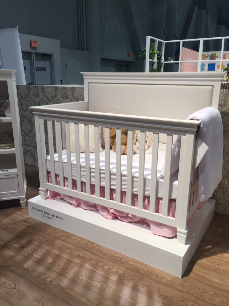 million dollar baby classic darlington crib