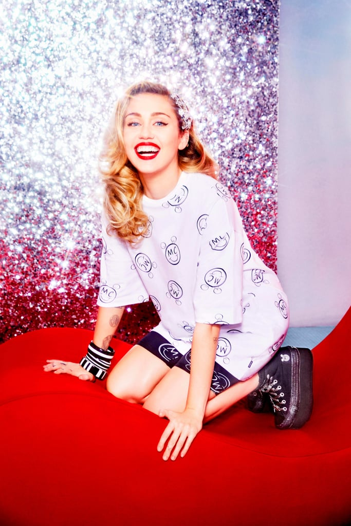 19a7d47c662 Miley Cyrus For Converse Collaboration