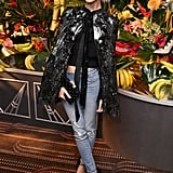 The Front Row Was Packed With It Girls Including Poppy Delevingne . . .