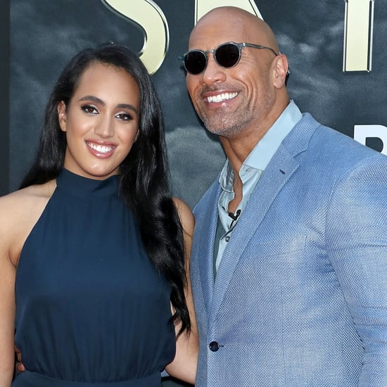 The Tonight Show: Dwayne Johnson Talks Daughter Joining WWE