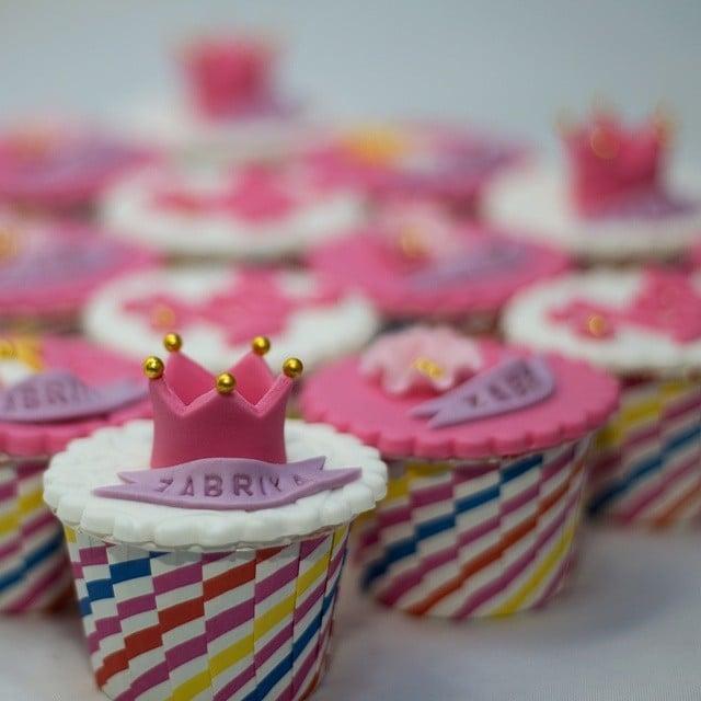 Crowning Cupcake