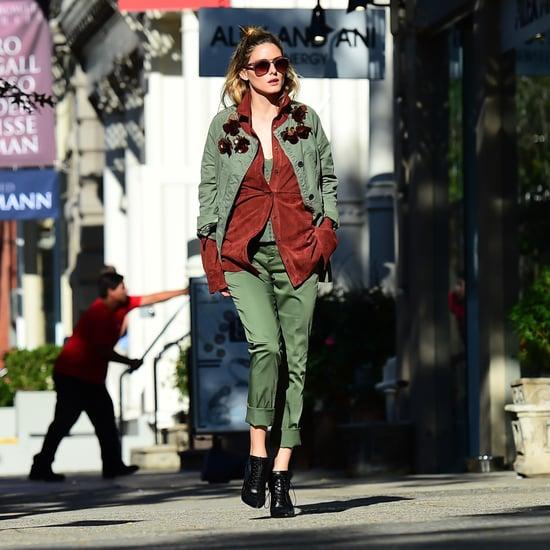 Olivia Palermo Fall Street Style 2016