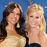 Sofía Vergara and Julie Bowen
