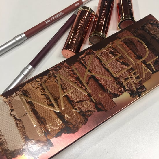 Urban Decay Naked Heat Palette Photos