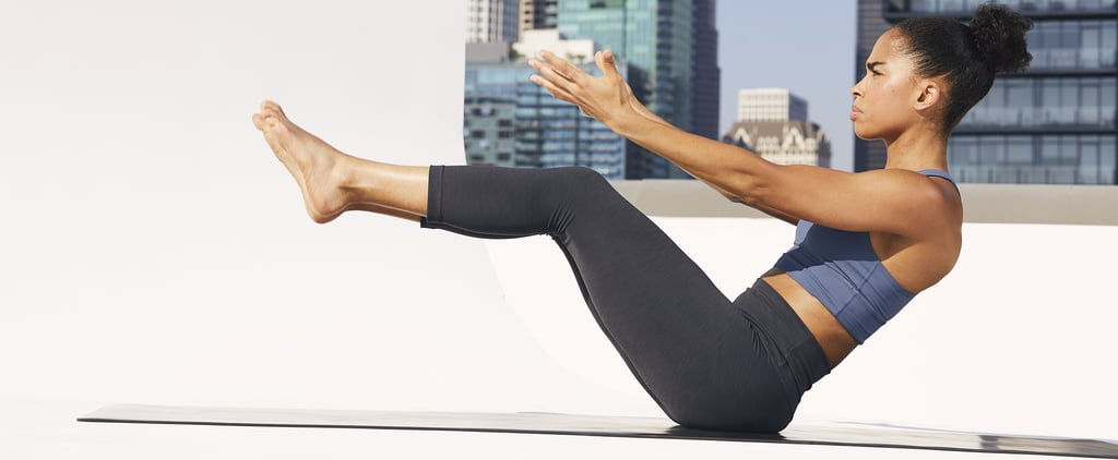 15-Minute Barre Class From SWEAT Trainer Britany William