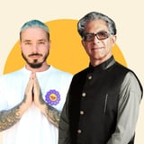J. Balvin and Deepak Chopra Just Launched a 21-Day Free Meditation in English and Spanish 23
