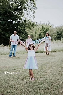 These Parents Had a Gender Reveal For Their Transgender Daughter, and the Photos Are Stunning