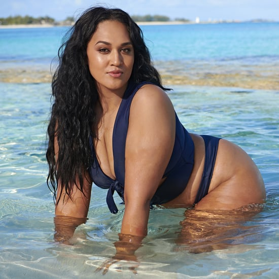 Sports Illustrated Swim Model Veronica Pome'e on Depression